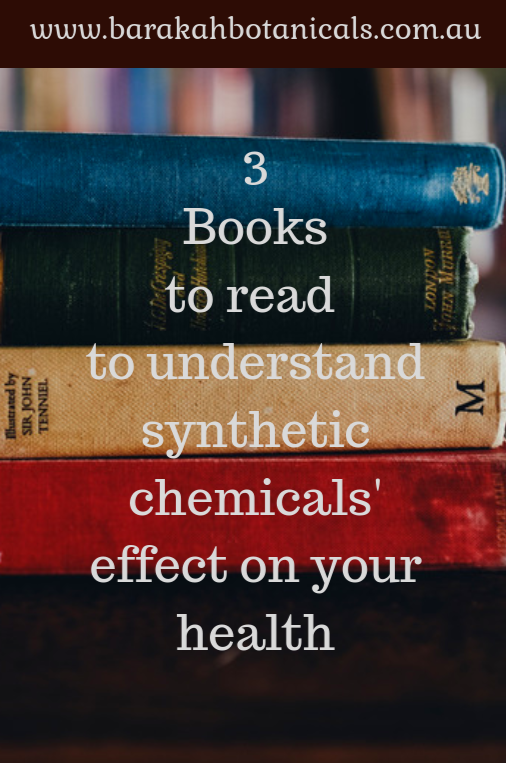 Books about chemicals and health